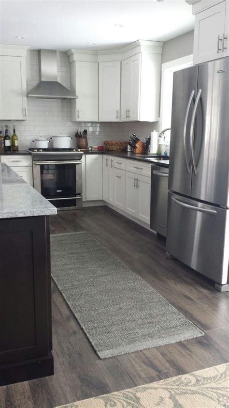 grey wood floors kitchen 25 best ideas about grey wood floors on grey