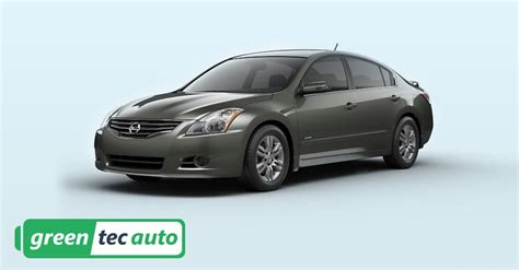 Nissan Altima Hybrid by Nissan Altima Hybrid Battery Replacement Pack With New