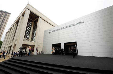 Mercedes Fashion Week Lincoln Center by House Post New York Fashion Week