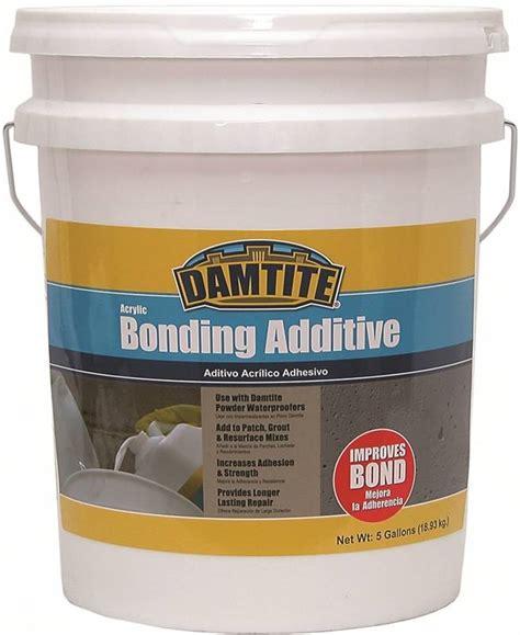 acrylic paint additives damtite 05500 bonding additive 5 gal white acrylic liquid