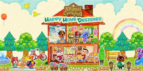 animal crossing home design test animal crossing happy home designer les