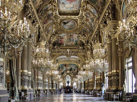 Home Decoration Paintings palais garnier historical facts and pictures the history hub