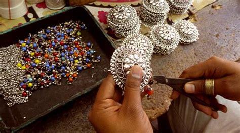 how to make metal jewelry at home white metal jewelry kutch gujarat gaatha ग थ