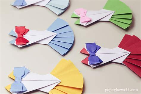 kawaii origami origami sailor moon dress tutorial paper kawaii