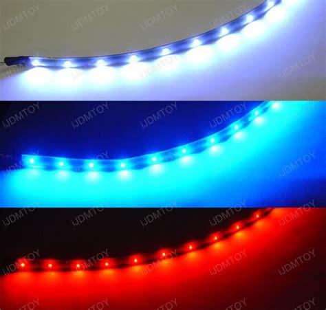 led light strips automotive flexbile led lights chevy impala led interior