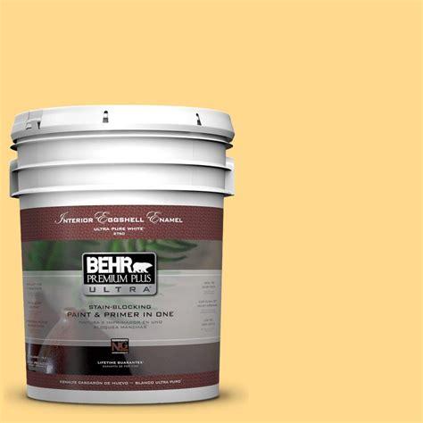 home depot paint eggshell finish behr premium plus ultra 5 gal p270 4 egg eggshell