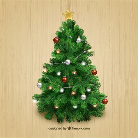 chrsitmas tree realistic tree vector free