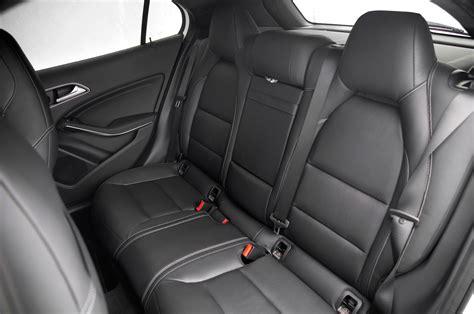 Mercedes Seats by 2015 Mercedes Gla250 4matic Rear Interior Seats Photo 9