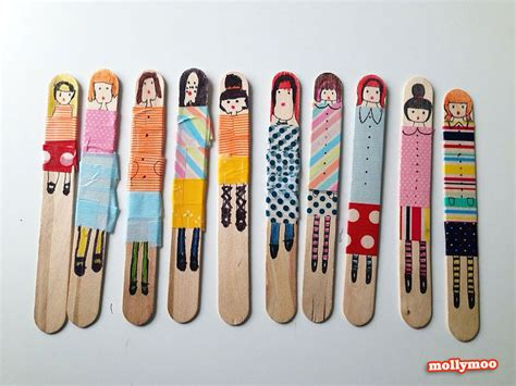 stick crafts hello wonderful 9 ways to play with popsicle sticks