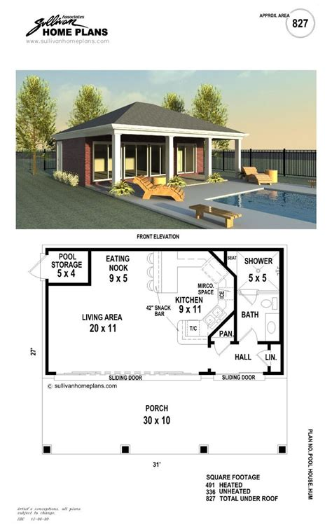 small pool house floor plans best 25 pool house plans ideas on tiny home