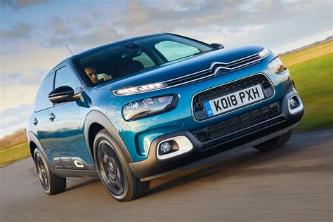 New Citroen by New Citroen C4 Cactus 2018 Uk Review Pictures Auto Express