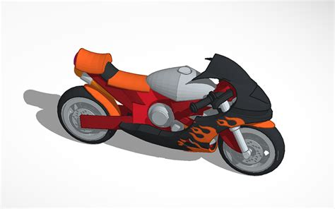 tinkercad designs 3d design motorcycle tinkercad