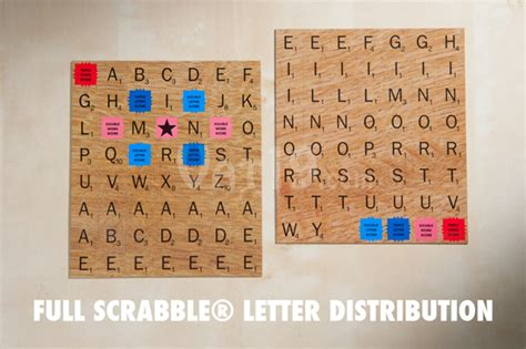 letter distribution in scrabble the scrabble magnetic refrigerator tile set includes the