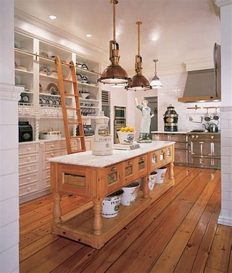 kitchen island antique repurposed reclaimed nontraditional kitchen island elizabeth barnes
