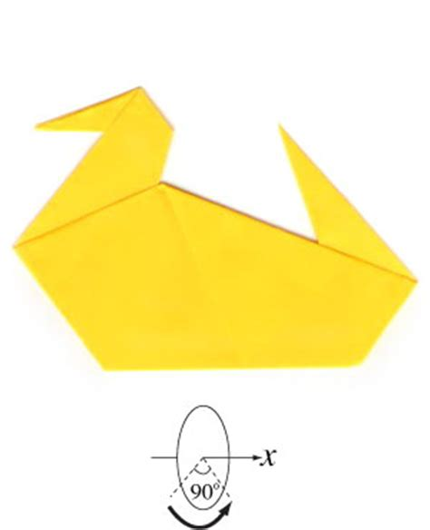 origami duck pin origami houseorigami house instructions3d on