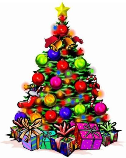 arbol de navidad navidad historia arbol de navidad el candil de los