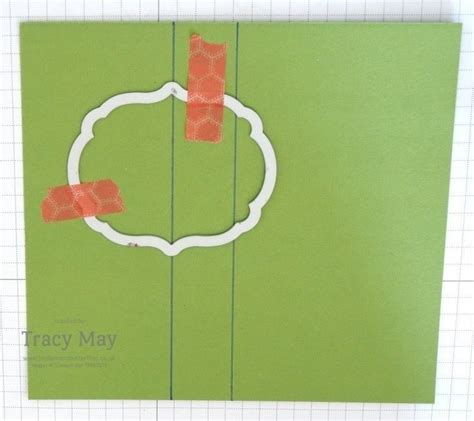 how to make a flip card flip card using a label die 183 how to make a greetings card