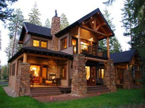 craftsman style home designs mountain lodge style home plans small craftsman style