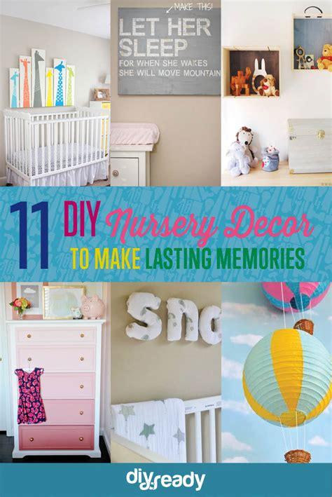 nursery diy decor diy nursery decor ideas diy projects craft ideas how to