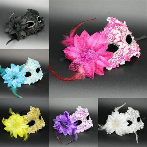 flower mask beautiful masquerade masks reviews shopping