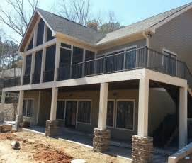 House Plans With Walk Out Basements best 25 walkout basement ideas on pinterest walkout