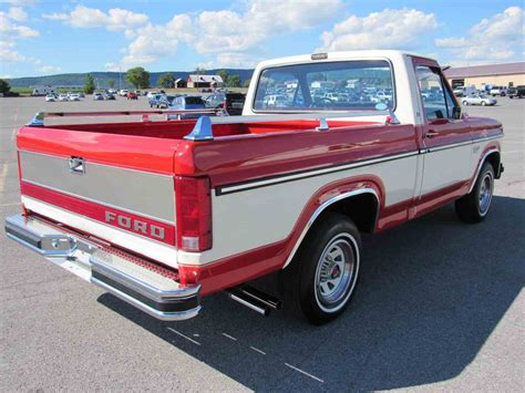 Ford F150 Lariat For Sale by 1985 Ford F150 Xlt Lariat For Sale Classiccars Cc