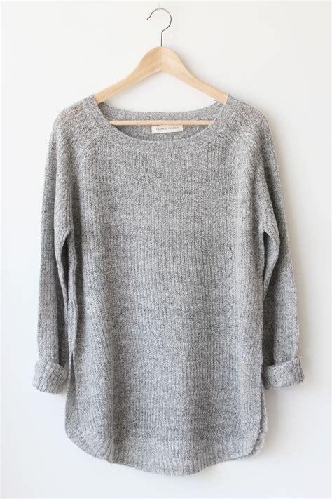 big knit jumpers best 25 gray sweater ideas on grey hair emoji