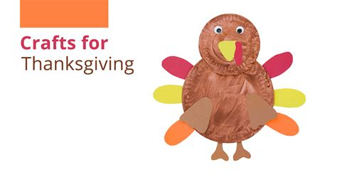 cool thanksgiving crafts for 5 thanksgiving crafts for the whole family childventures