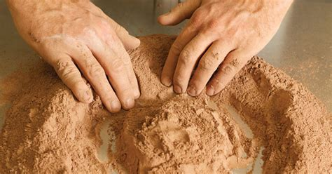 with clay how to make pottery clay at home