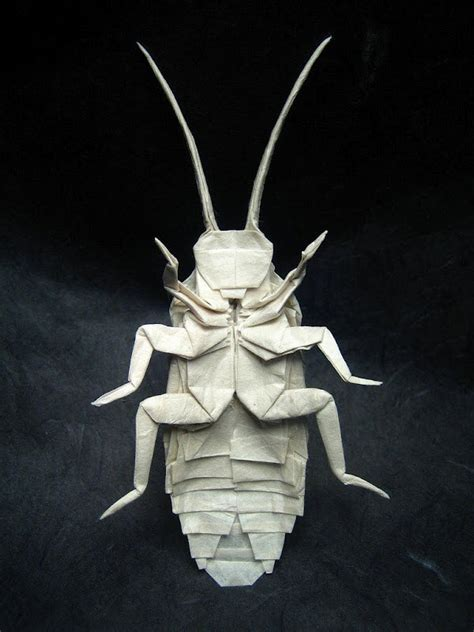 origami insect brian chan