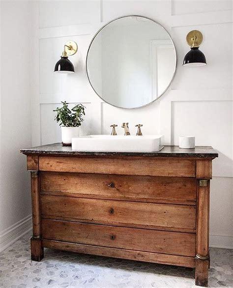 vintage vanity units for bathrooms vintage chest board batten sconces home decor