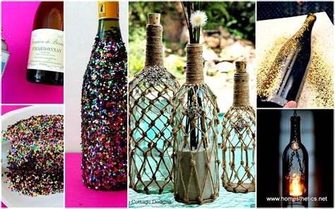 wine bottle craft projects 40 diy wine bottle projects and ideas you should