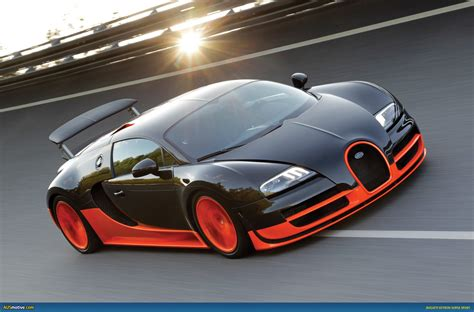 Bugati Veron by Ausmotive 187 Bugatti Veyron Sport Sets New