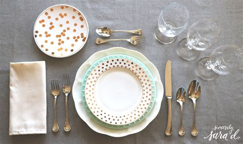 fancy place setting entertaining tips setting a proper table sincerely