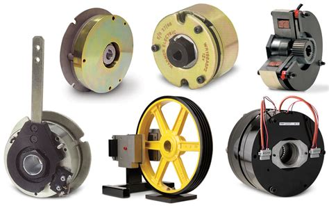 Electric Motor Brake by Brakes Products Warner Electric
