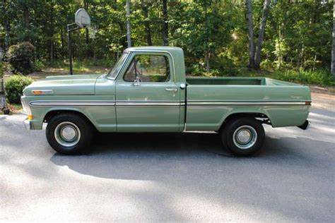 purchase used 1970 ford f100 ranger in clarkesville united states