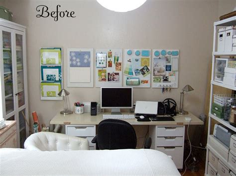 office bedroom ideas top 10 bedroom office makeovers of 2011 187 curbly diy