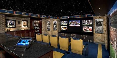 Dallas Cowboys Bedroom Ideas mancaves for sports fanatics mancaves