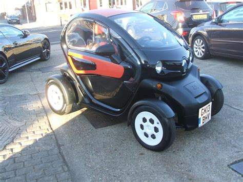 Renault Twizy For Sale by Used 2013 Renault Twizy Colour For Sale In Hsire