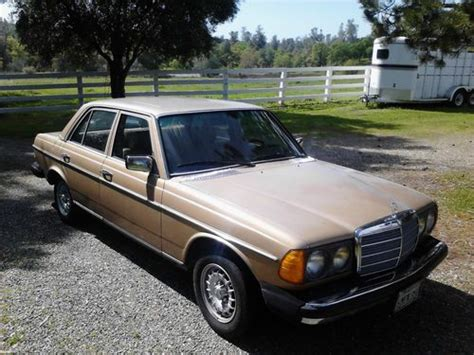 how petrol cars work 1984 mercedes benz s class windshield wipe control buy used never pay for gas again bio diesel mercedes benz 300 turbo 1984 low miles in grass