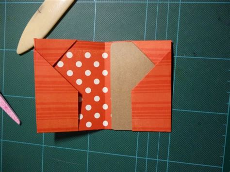 origami credit card holder whiff of tutorials inspiration origami gift card