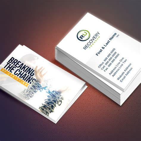 program for business cards ru recovery program business card ru recovery