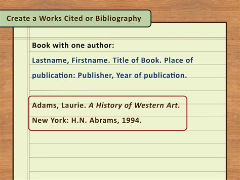 how to reference a picture from a book 4 easy ways to cite a quote with pictures wikihow