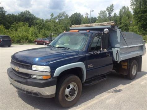 how things work cars 2001 chevrolet silverado 3500 windshield wipe control buy used 2001 chevrolet 3500 diesel dump truck in united states for us 15 995 00