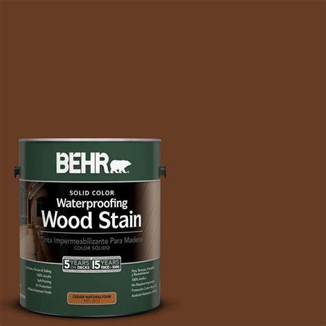 behr paint color new chestnut behr premium 1 gal st 110 chestnut semi transparent