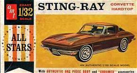rubber sting kits amt out of production plastic model car kits