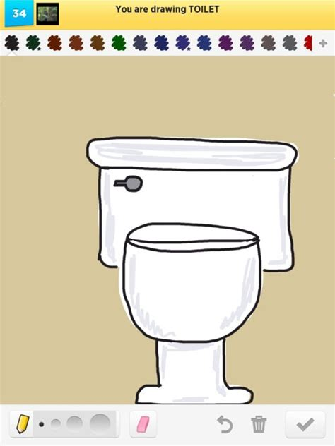 how to draw a toilet toilet drawings how to draw toilet in draw something