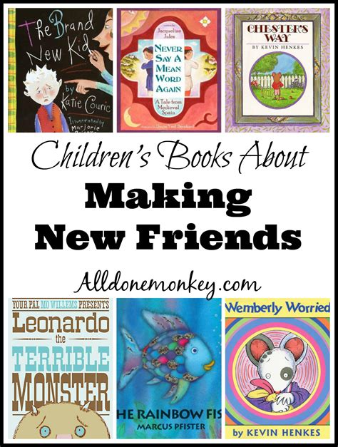 picture books friendship back to school children s books about new friends