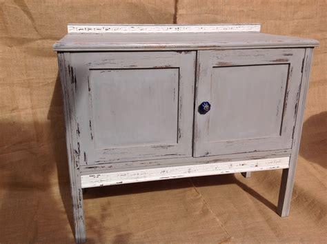 autentico chalk paint grey shabby chic mirror in farnborough camberley frimley