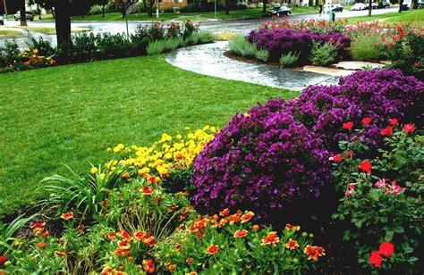 front yard flower garden lovely front yard flower garden ideas with colourful